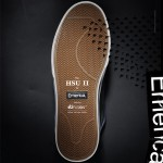 Jerry Hsu II signature shoe photographed for an Emerica advertisement.