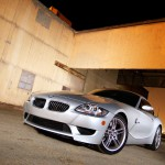 BMW M Coupe Bakersfield CA by Eric Simpson