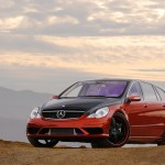 Mercedes Benz R Class by Eric Simpson
