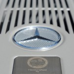 Mercedes SL65 2 Badge by Eric Simpson
