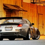 Nissan 350Z by Eric Simpson