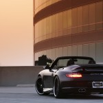 Porsche Carrera 4S by Eric Simpson