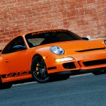 Porsche GT3 RS by Eric Simpson