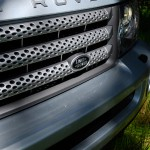 Range Rover Sport Grill by Eric Simpson